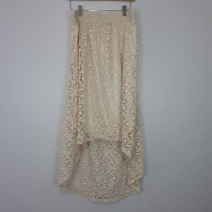 MAGIC High-low skirt